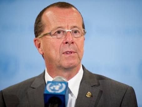 Martin Kobler, chef de la Monusco