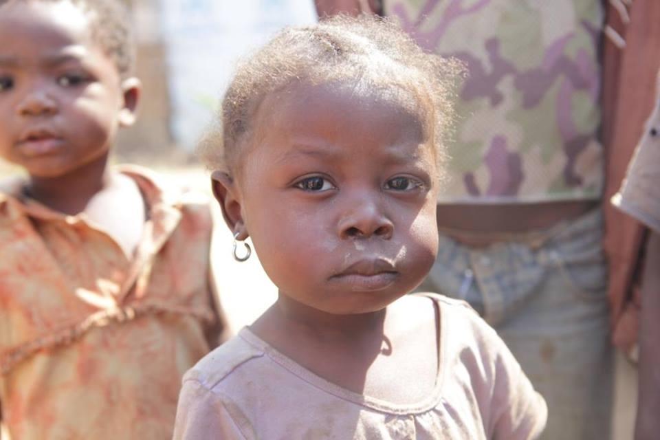 Enfants des déplacés