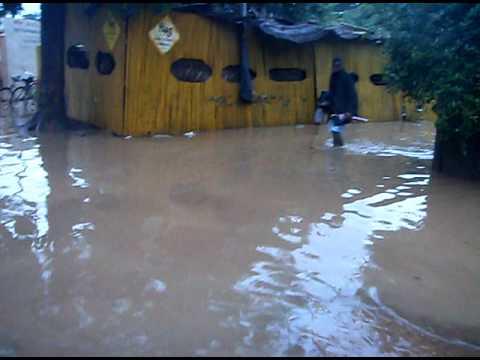Un cas d'inondations en RDC