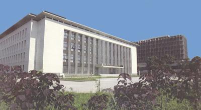 Le bâtiment de la BCC