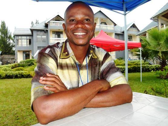 Stanislas Ntambwe, l'optimiste de tous les temps