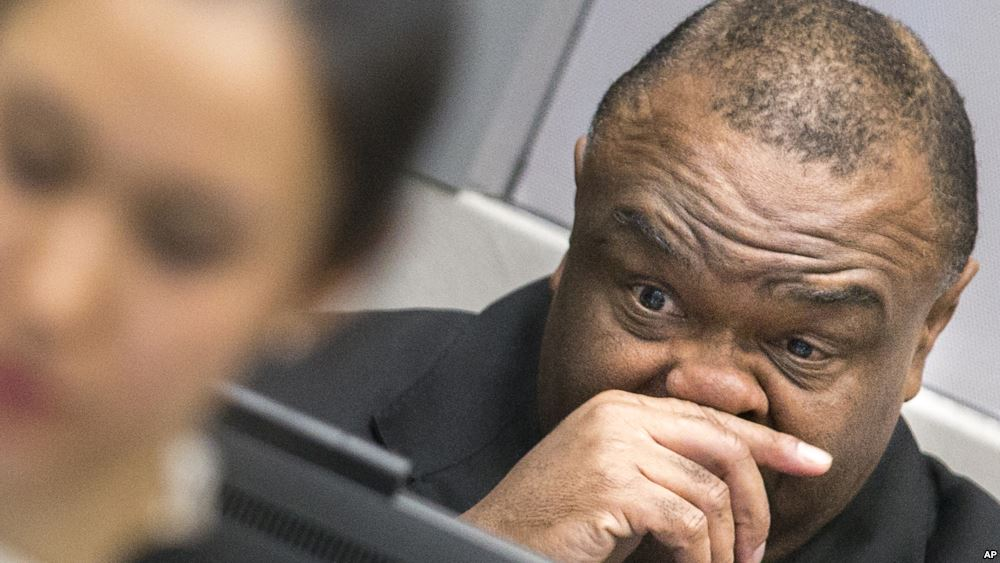 Jean-Pierre Bemba à la CPI, le lundi 21 mars 2016