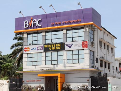 Une extension de la Biac à Kinshasa